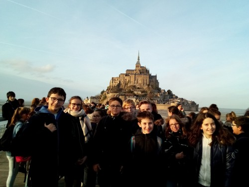 Mont Saint Michel site 2